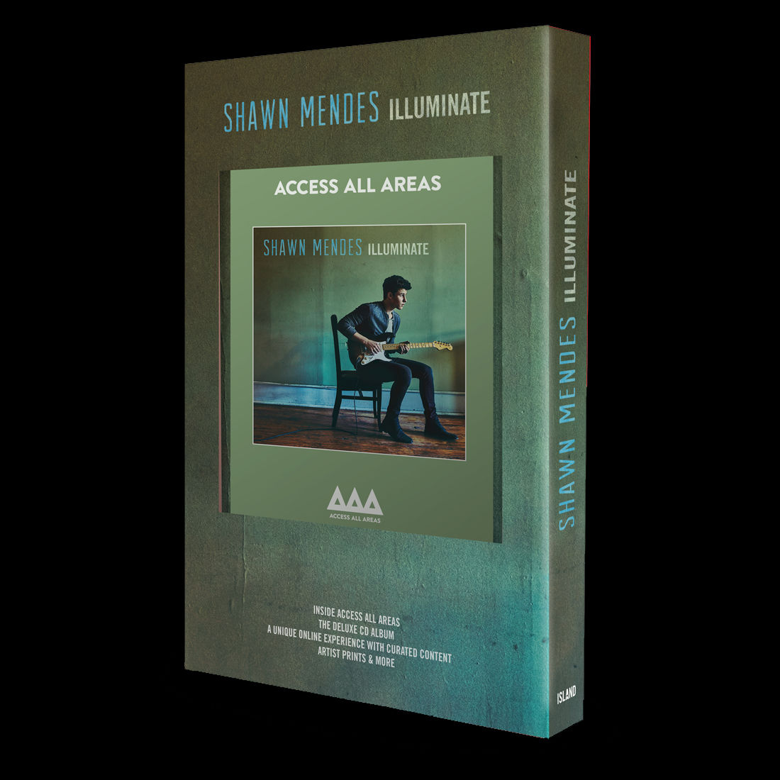Illuminate Deluxe Shawn Mendes: The Official Store Of Shawn Mendes
