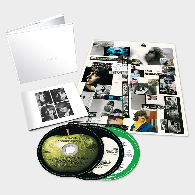 Вышло юбилейное переиздание «White Album» The Beatles