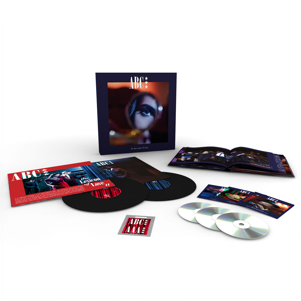 ABC: Limited Edition and Signed – ABC: 'The Box Inside The Box' and MP3