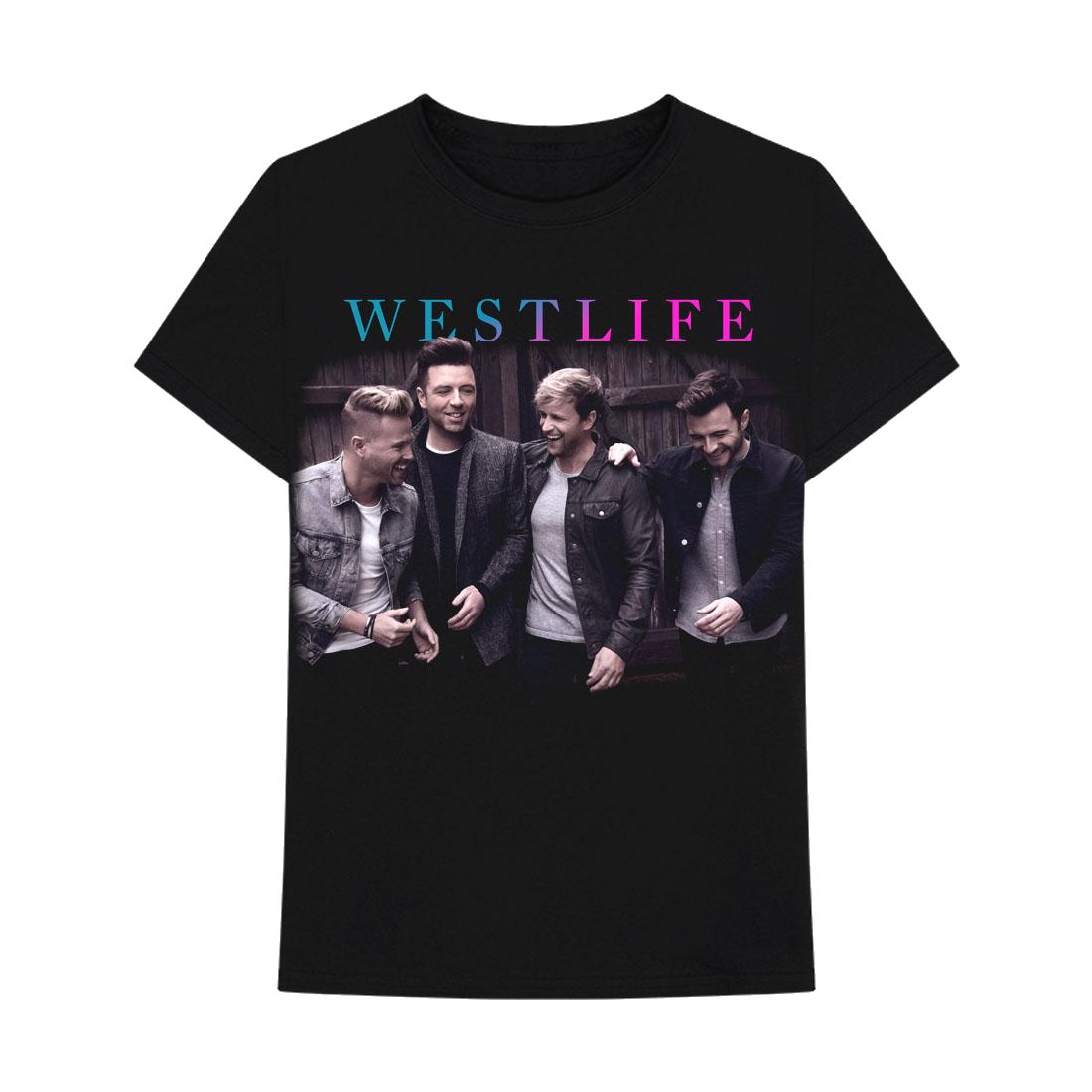Westlife: Spectrum Tee - L