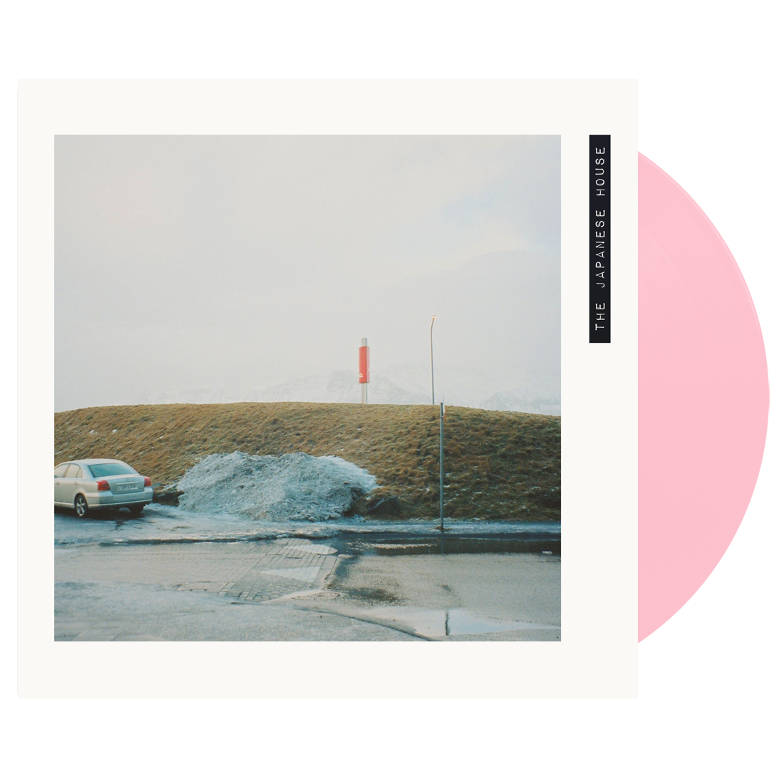 "The Japanese House: Pools To Bathe In 12"" Vinyl EP"