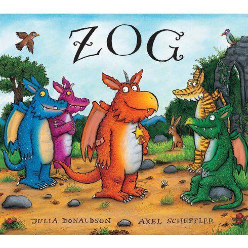 Children's Books Zog Zog (Board Book)