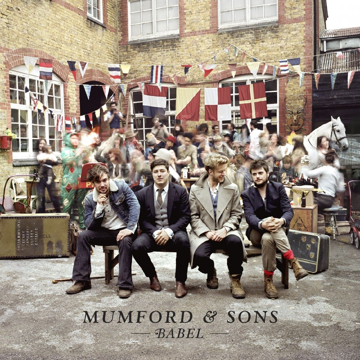 Mumford And Sons Babel Gentlemen Of The Road