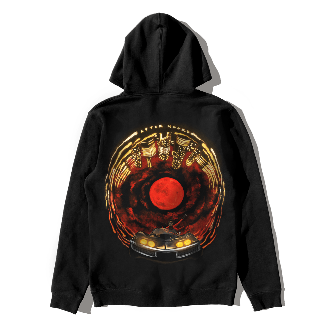 The Weeknd: LOST HIGHWAY PULLOVER HOOD