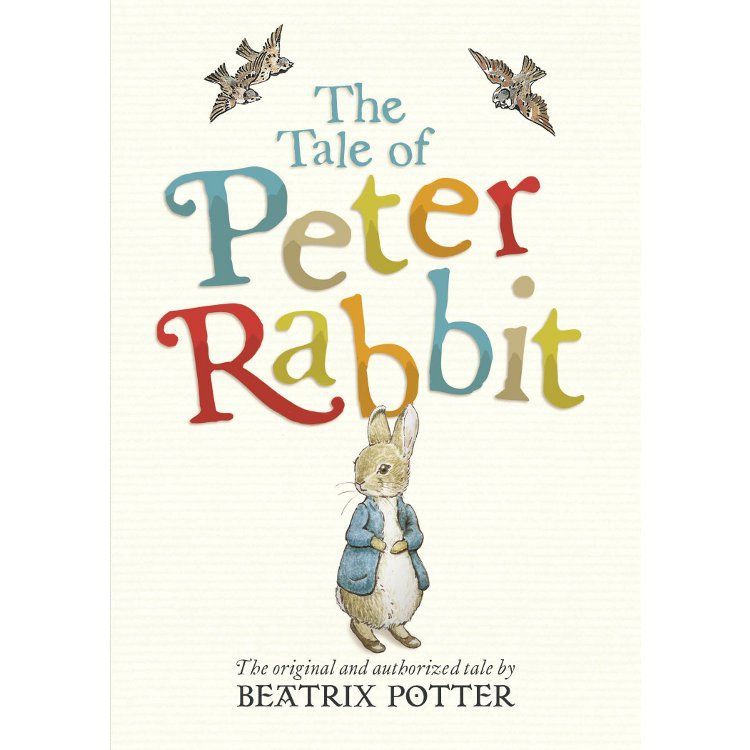 Beatrix Potter, Peter Rabbit The Tale of Peter Rabbit (Board Book)