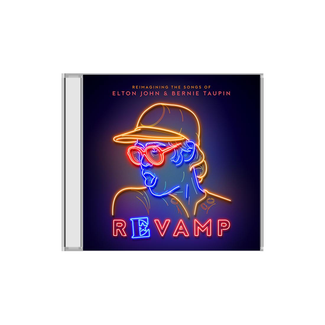 Elton John: Revamp CD