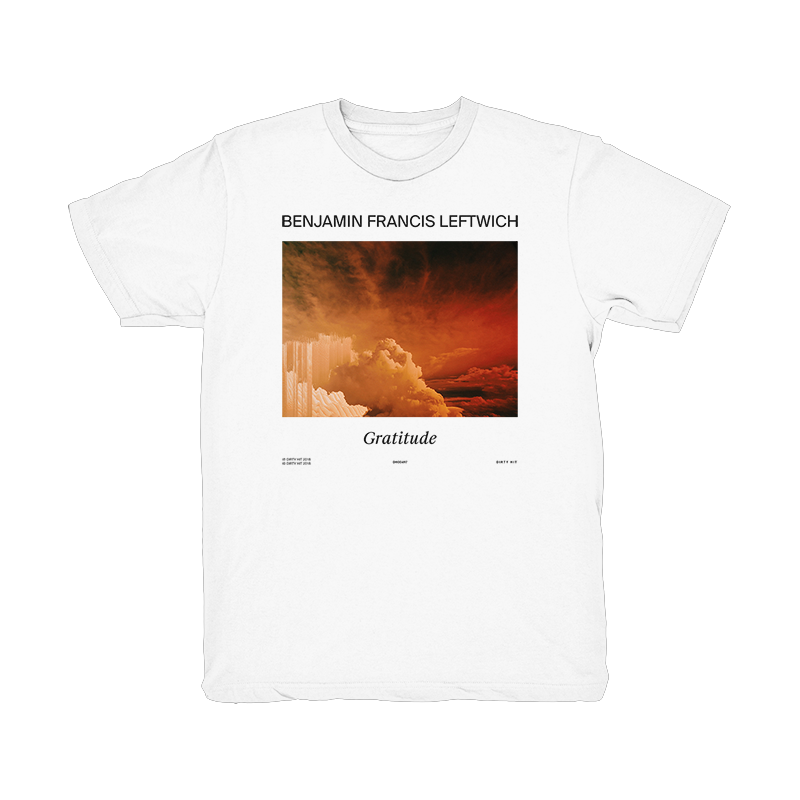 Benjamin Francis Leftwich: Gratitude Single Tee