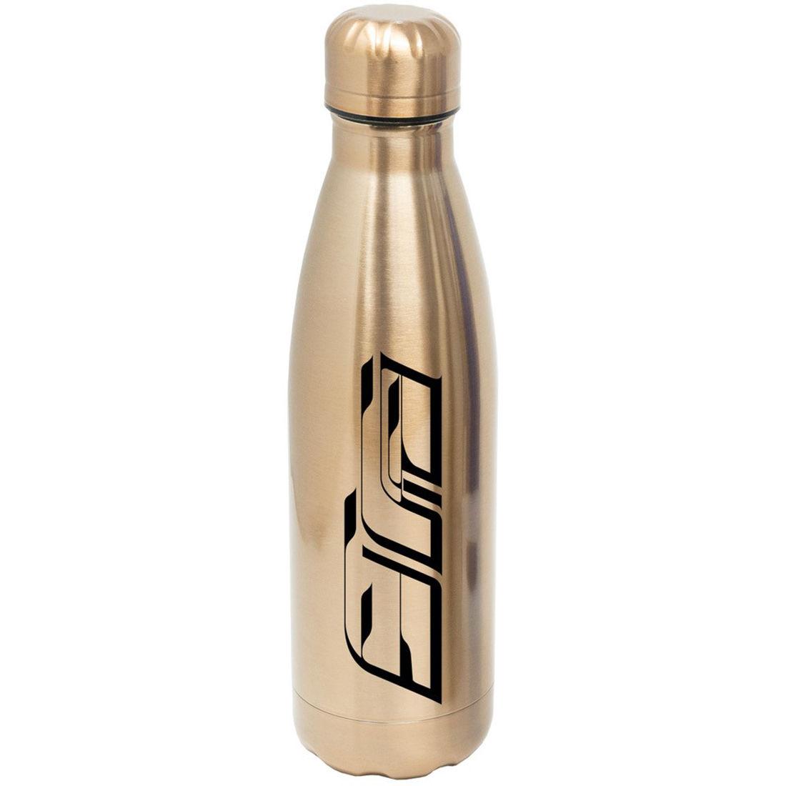 Rina Sawayama: Gold re-usable Water Bottle