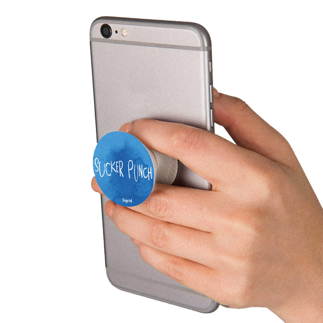 Sigrid: Sucker Punch Pop socket