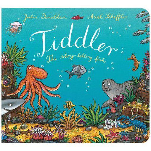 Children's Books Tiddler Tiddler (Board book)