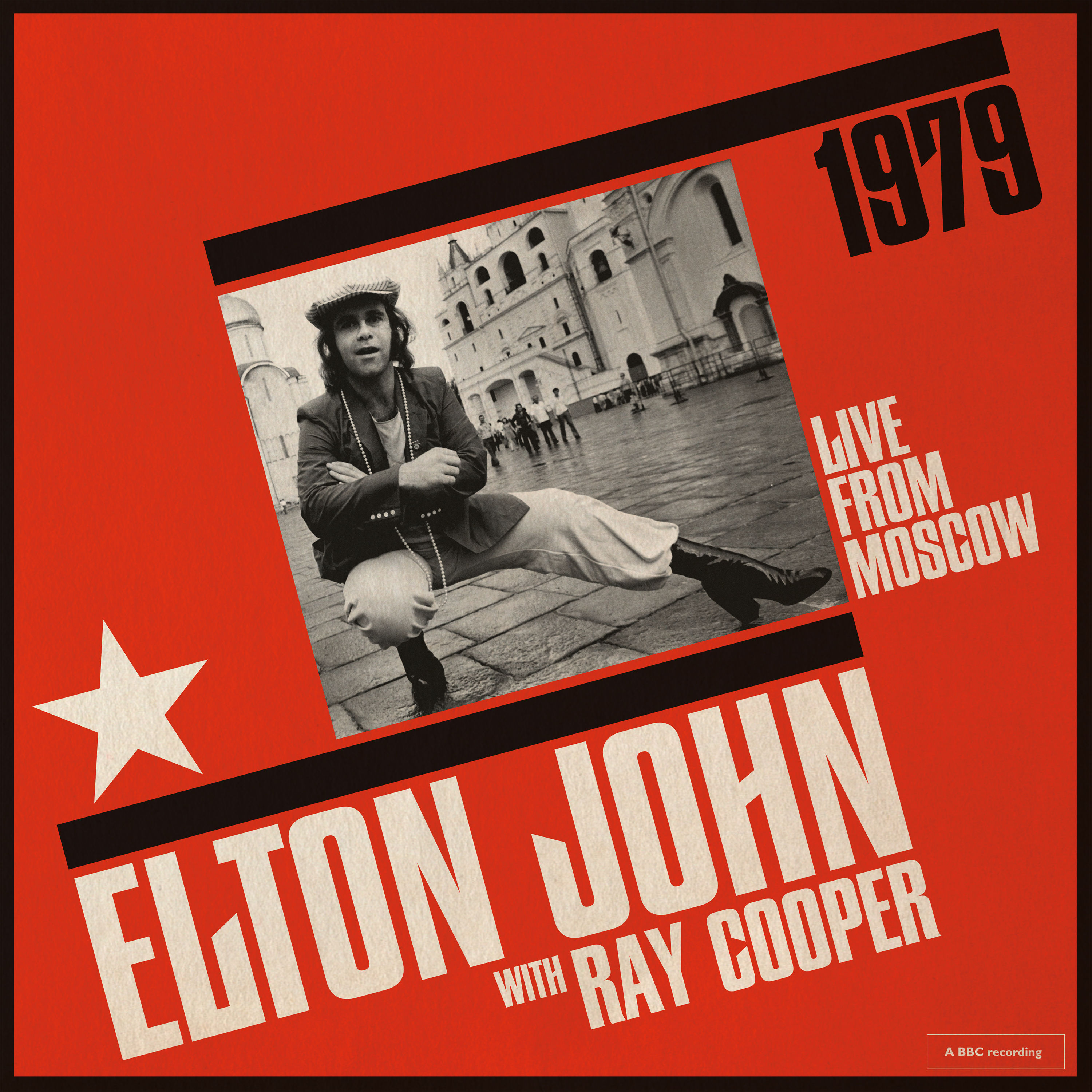 Elton John w/ Ray Cooper: Live From Moscow 2CD