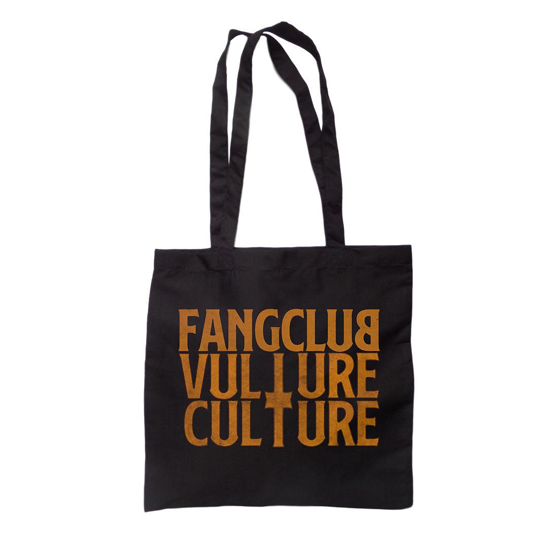 Fangclub: Tote Bag