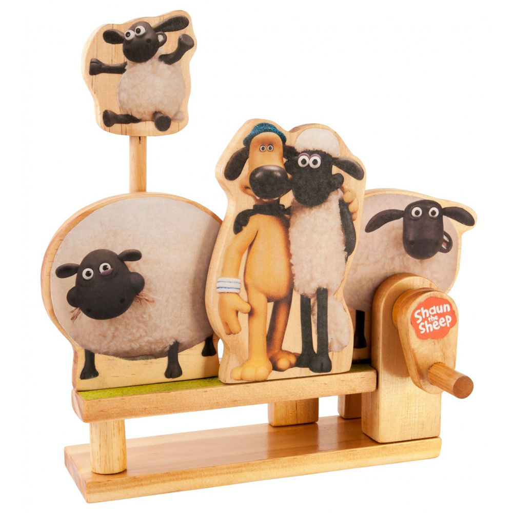 Other Shaun the Sheep Jumping Timmy Timber Kits