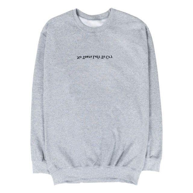 Mood Club Ariana Grande No Tears Left to Cry Sweatshirt