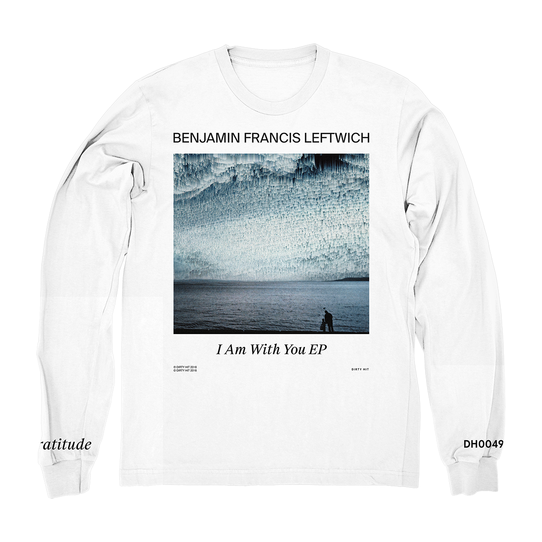 Benjamin Francis Leftwich: I Am With You Longsleeve
