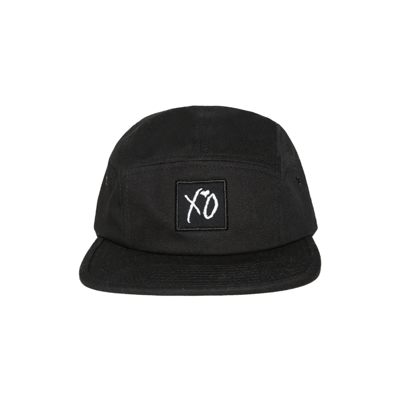 The Weeknd: XO CLASSIC LOGO PREMIUM 5-PANEL CAP