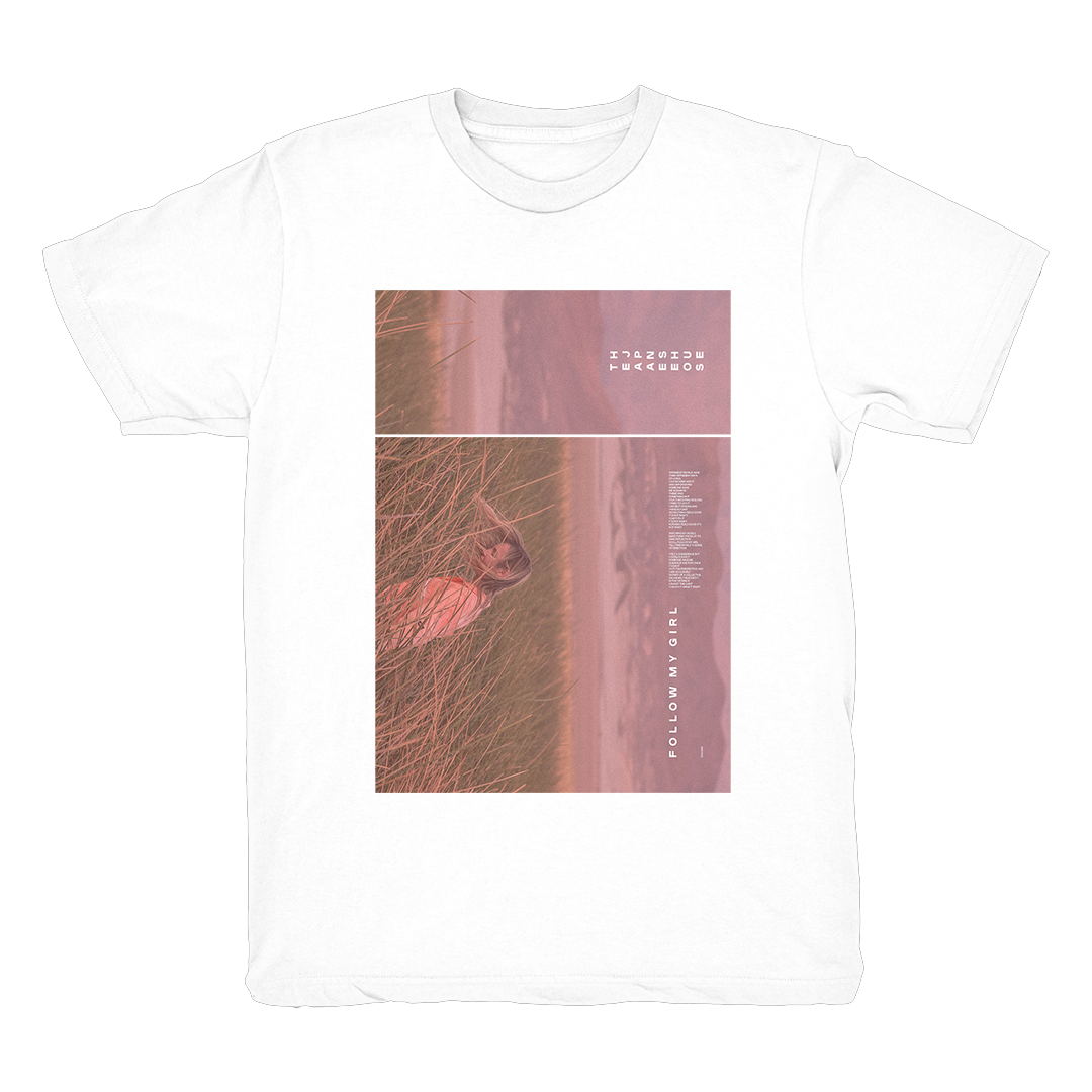 The Japanese House: FOLLOW MY GIRL TEE - XL