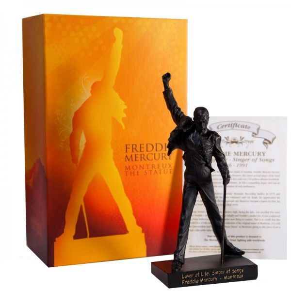 8b549f1614a0c Freddie Mercury  Freddie Mercury - Estatua de Montreux
