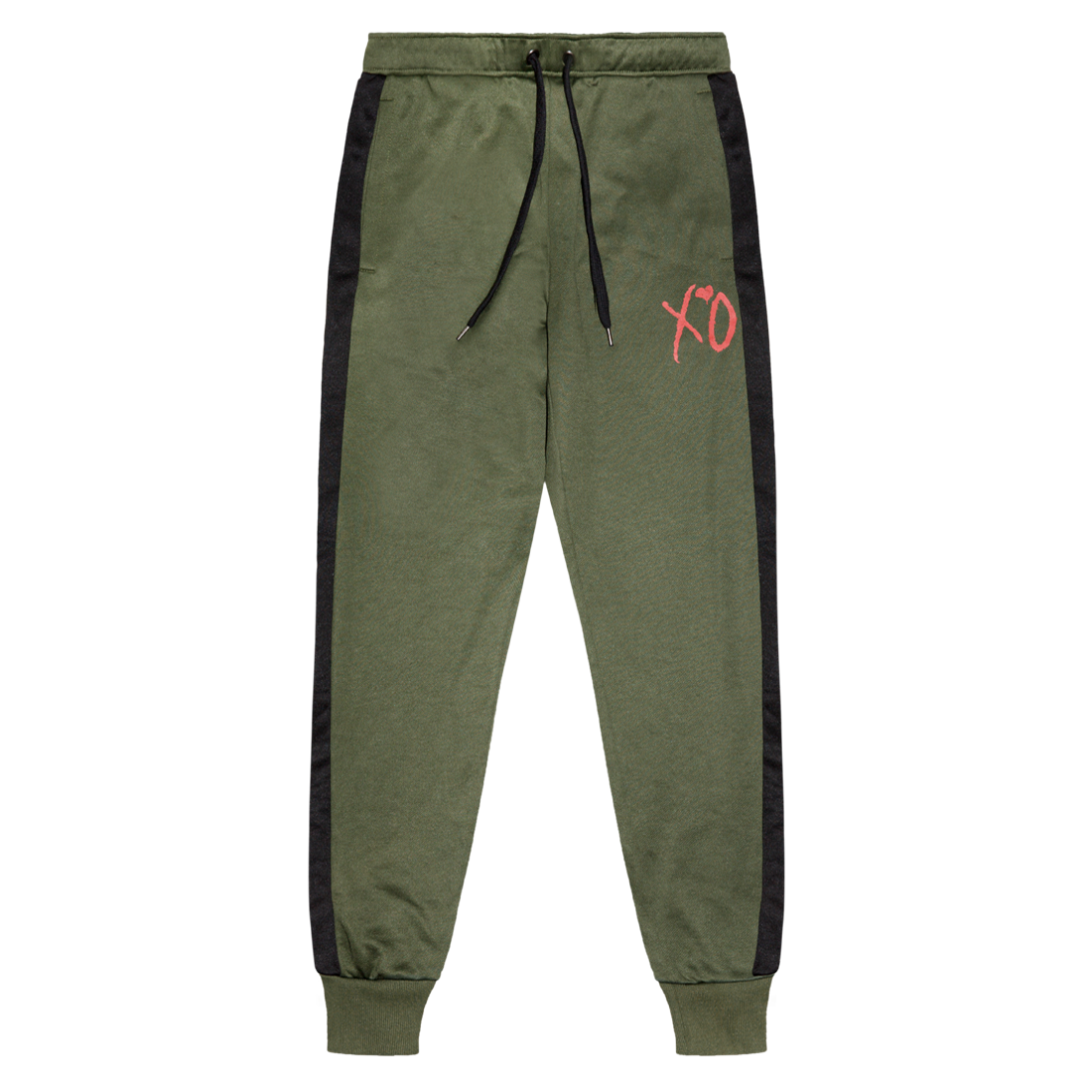 The Weeknd: XO CLASSIC LOGO HEAVYWEIGHT TRACK PANTS - L