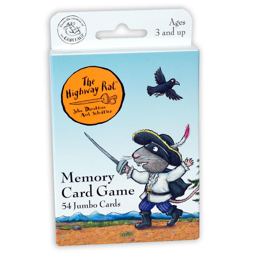 Toys & Games Highway Rat Memory Card Game
