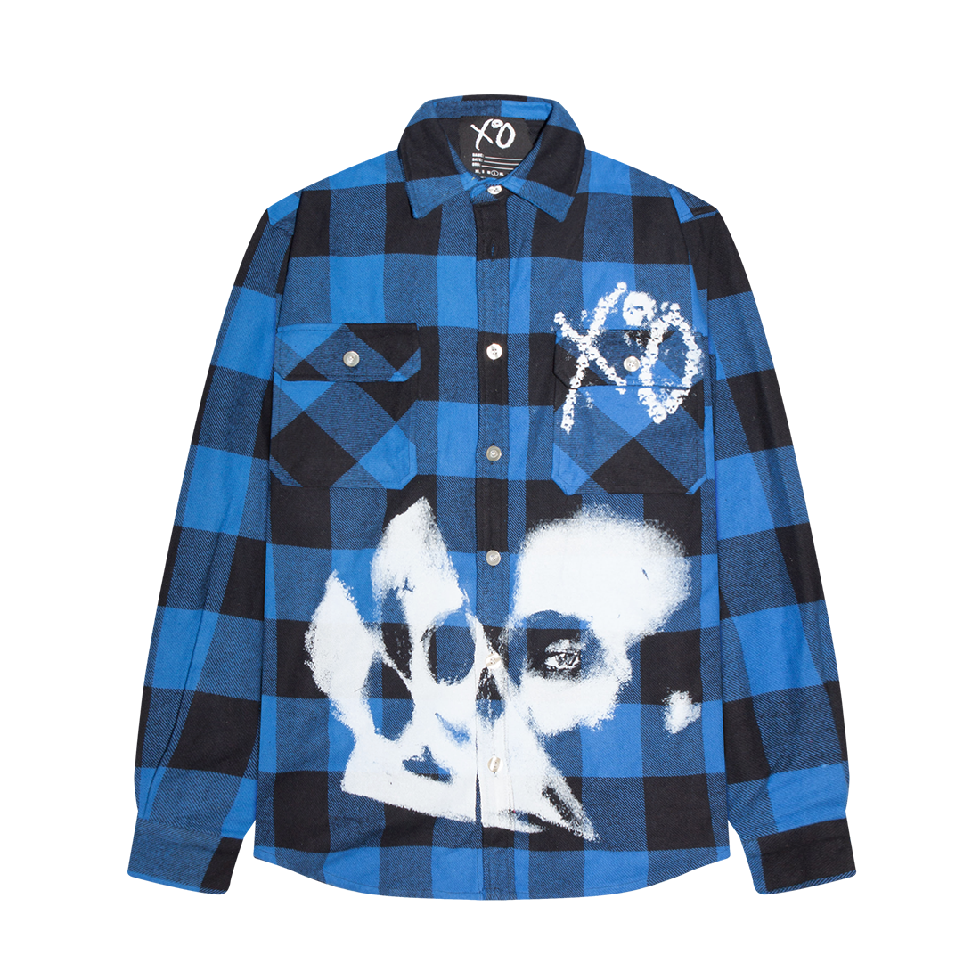 The Weeknd: CHAPTER V FLANNEL - S