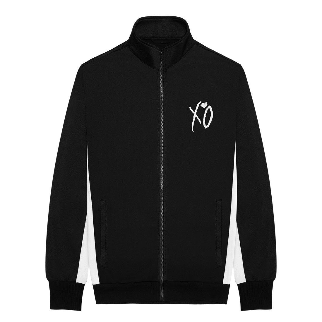The Weeknd: XO Classic Logo Heavyweight Track Jacket